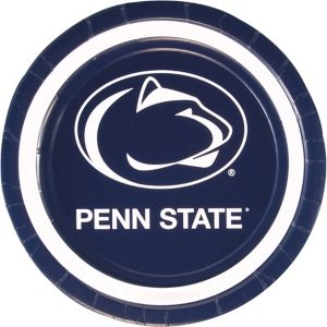 Penn State Nittany Lions Lunch Plates 10ct