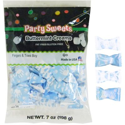 It's a Boy Baby Shower Pillow Mints 50ct