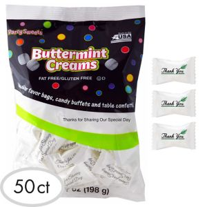 Thank You Pillow Mints 50ct