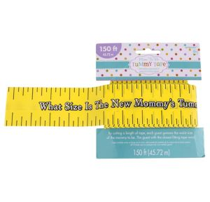 Baby Shower Tummy Tape