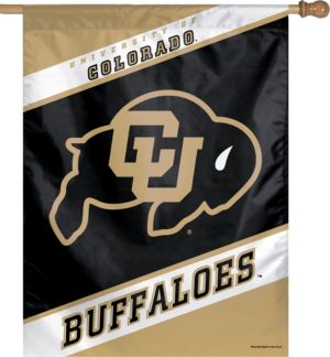Colorado Buffaloes Banner Flag
