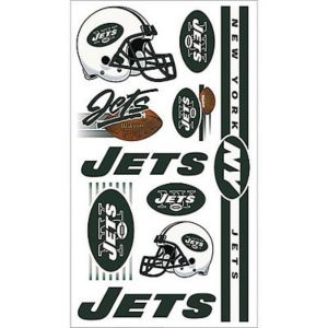 New York Jets Tattoos 7ct