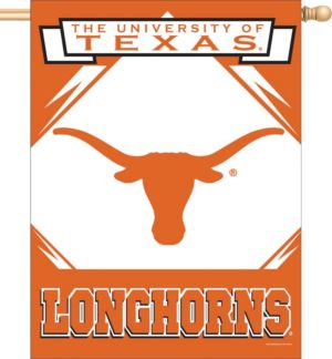Texas Longhorns Banner Flag