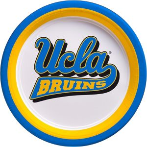 UCLA Bruins Lunch Plates 10ct