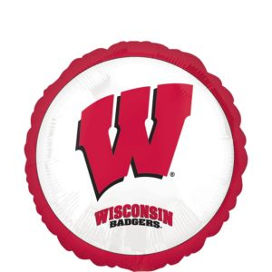 Wisconsin Badgers Balloon