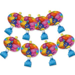 The Backyardigans Blowouts 8ct