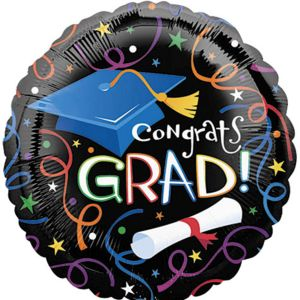 Graduation Balloon - Grad Celebration