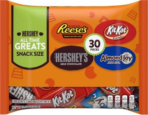 Hershey's Chocolate All Time Greats Mix 30ct