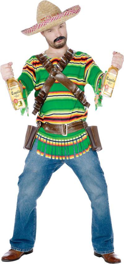 Adult Tequila Pop Dude Costume