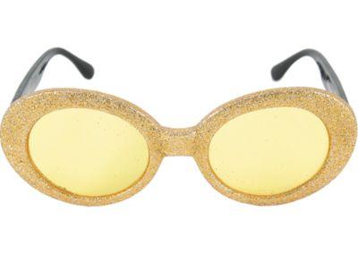 Gold Fashion Sunglasses
