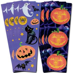 Spooky Stickers 8 Sheets