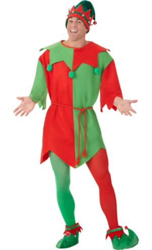 Adult Elf Costume