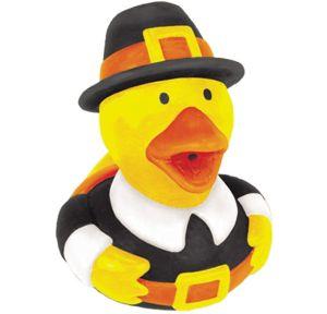 Pilgrim Rubber Ducky