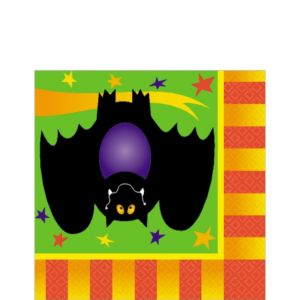 Friendly Frights Beverage Napkins 16ct