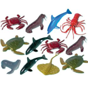 Sea Animals 12ct