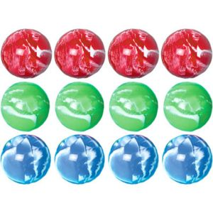 Marble Bounce Balls 12ct