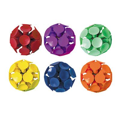 Suction Cup Balls 6ct Party City