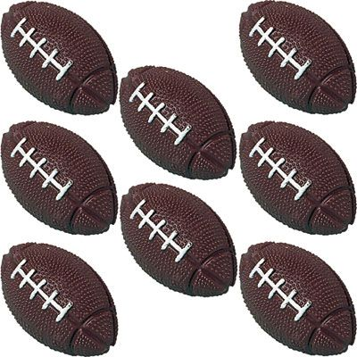 Football Bounce Balls 8ct