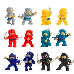 Toy Ninjas 12ct