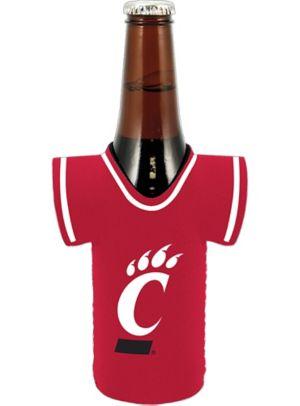 Cincinnati Bearcats Jersey Bottle Coozie