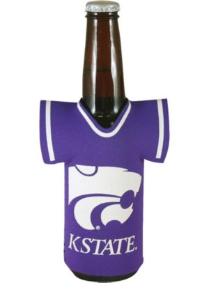 Kansas State Wildcats Jersey Bottle Coozie