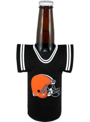 Cleveland Browns Jersey Bottle Coozie