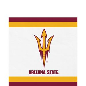 Arizona State Sun Devils Lunch Napkins 20ct