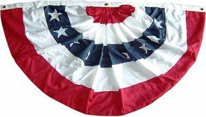 Giant Patriotic Bunting