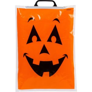Jack-o'-Lantern Trick or Treat Bag