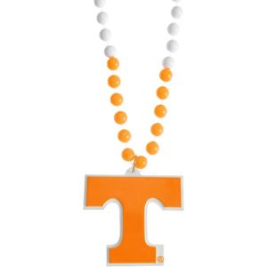 Tennessee Volunteers Pendant Bead Necklace