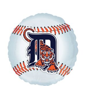 Detroit Tigers Balloon - Baseball