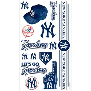New York Yankees Tattoos 10ct