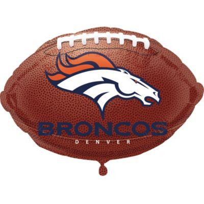 Denver Broncos Balloon - Football