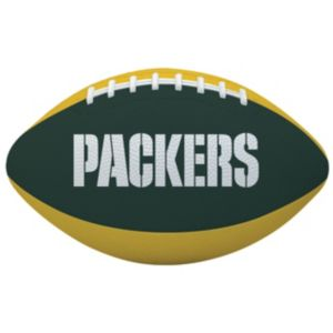 Green Bay Packers Toy Football