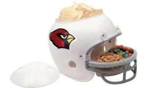 Arizona Cardinals Snack Helmet