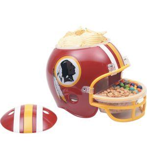 Washington Redskins Snack Helmet