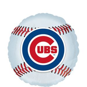 Chicago Cubs Balloon - Baseball