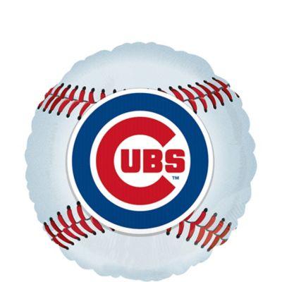 Chicago Cubs Balloon - Baseball