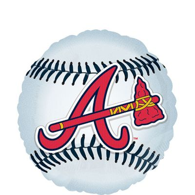 Atlanta Braves Balloon - Baseball