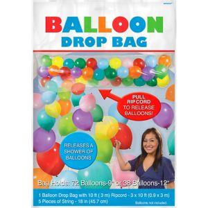 Balloon Drop Bag