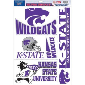 Kansas State Wildcats Decals 5ct