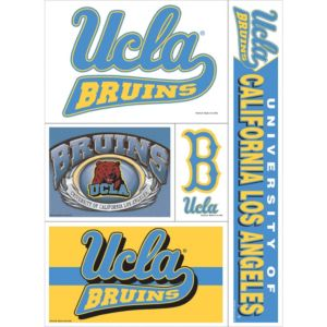 UCLA Bruins Decals 5ct