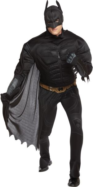 Adult Batman Muscle Costume - The Dark Knight