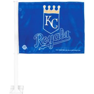 Kansas City Royals Car Flag