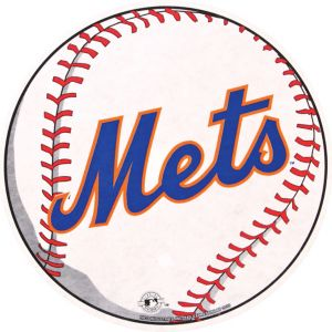 New York Mets Baseball Pennant
