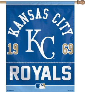 Kansas City Royals Banner Flag
