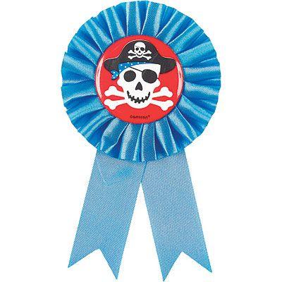 Pirate's Treasure Award Ribbon