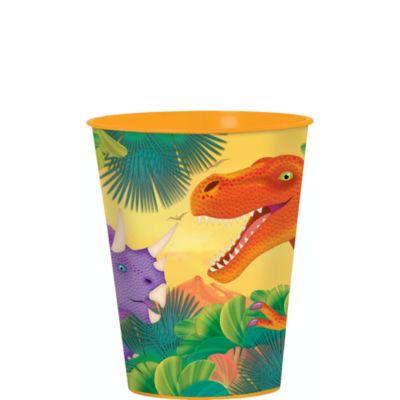 Prehistoric Dino Favor Cup