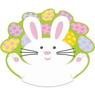 Easter Glossy Vinyl Placemat Party City