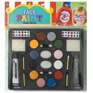 Face and Body Paint Kit